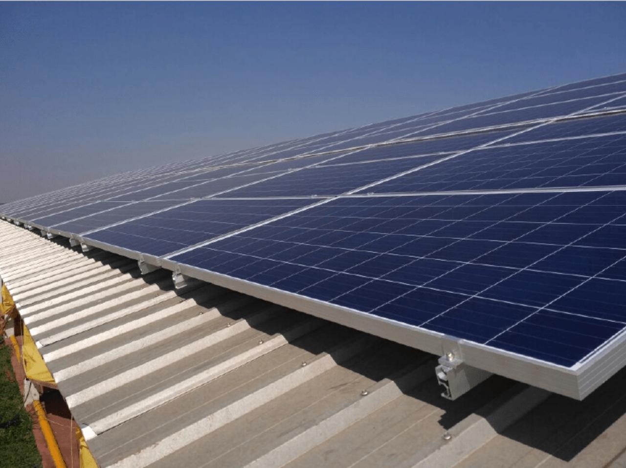 Banco do Brasil - energia solar - BRF