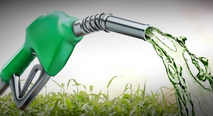 Biocombustíveis, gasolina, diesel