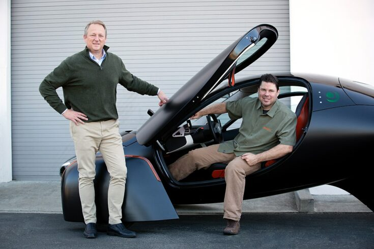 energia solar - carro - consumidores