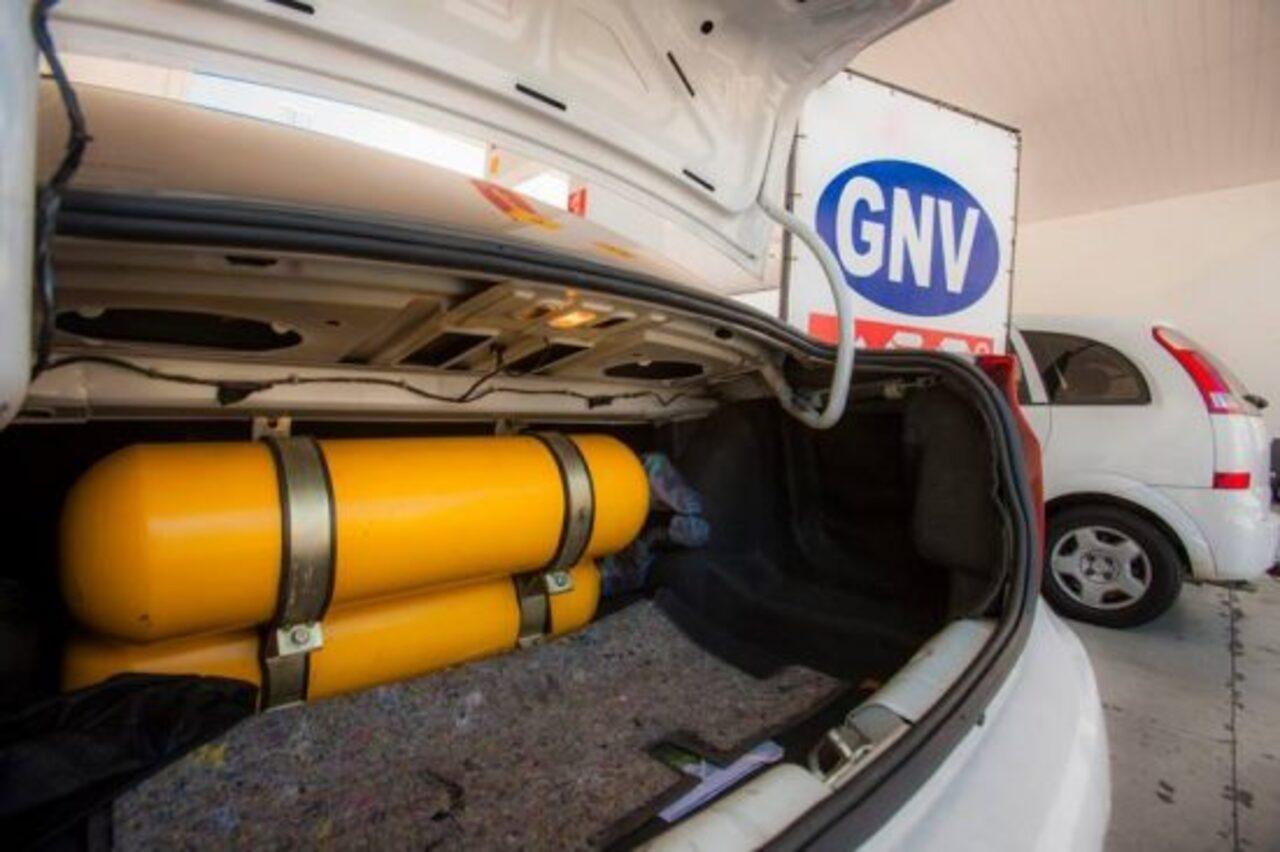 cegás - motorista - gás natural veicular - GNV