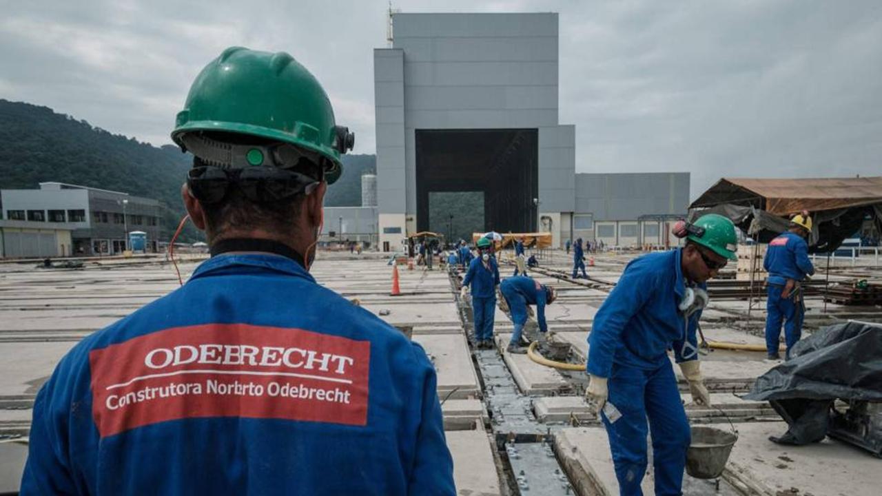 Odebrecht - vagas - emprego - obras - contratos