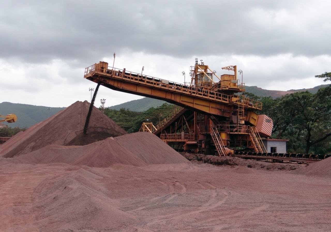 Mineração - exploração mineral - investimentos