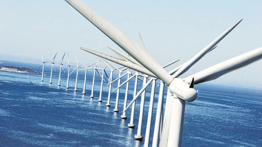 Energia, energia eólica, offshore