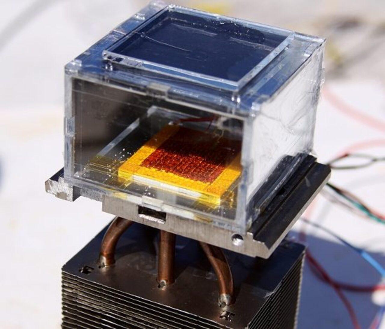 Energia solar - cientistas - MIT