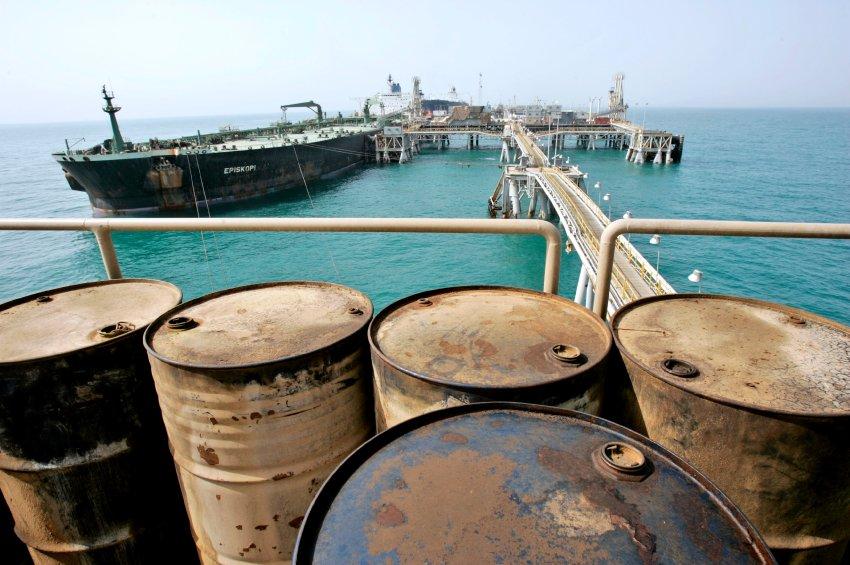 Exportações Petróleo Brasil alta