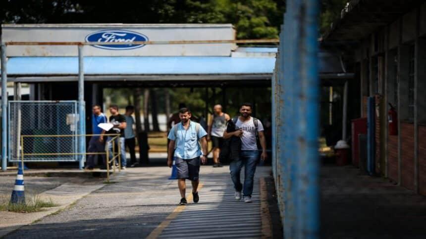 Ford - empregos - abc paulista - sp - fábrica