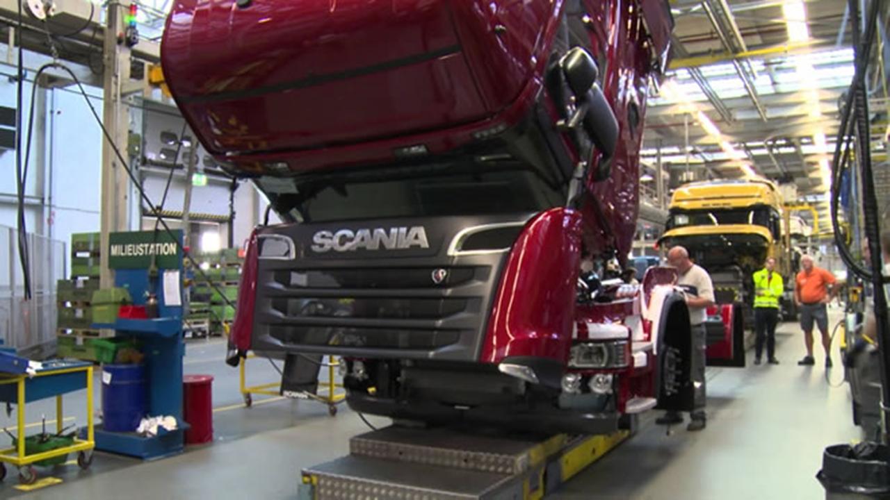 fábrica - bahia - camaçari - trabalhadores - caminhões - empregados - ford