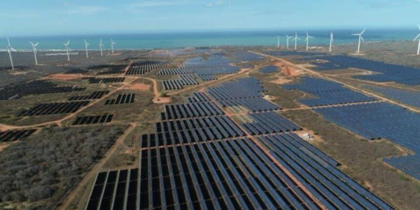 Focus energia - energia solar - Bahia - usina