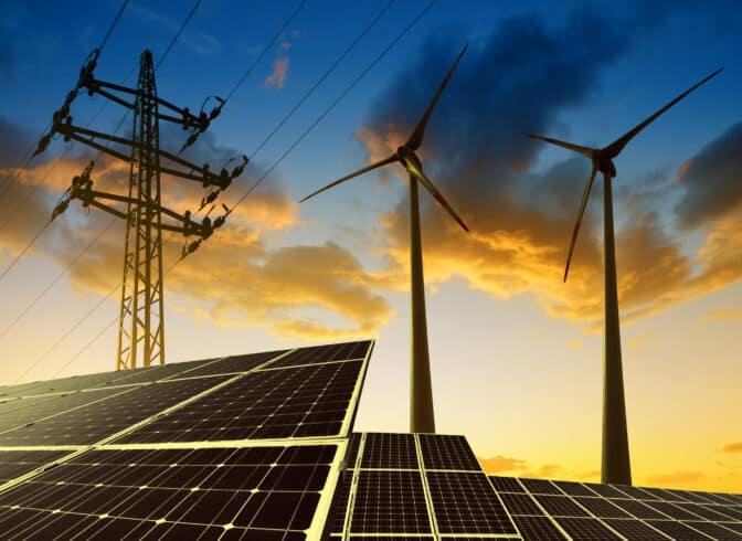 Energia, fontes renováveis