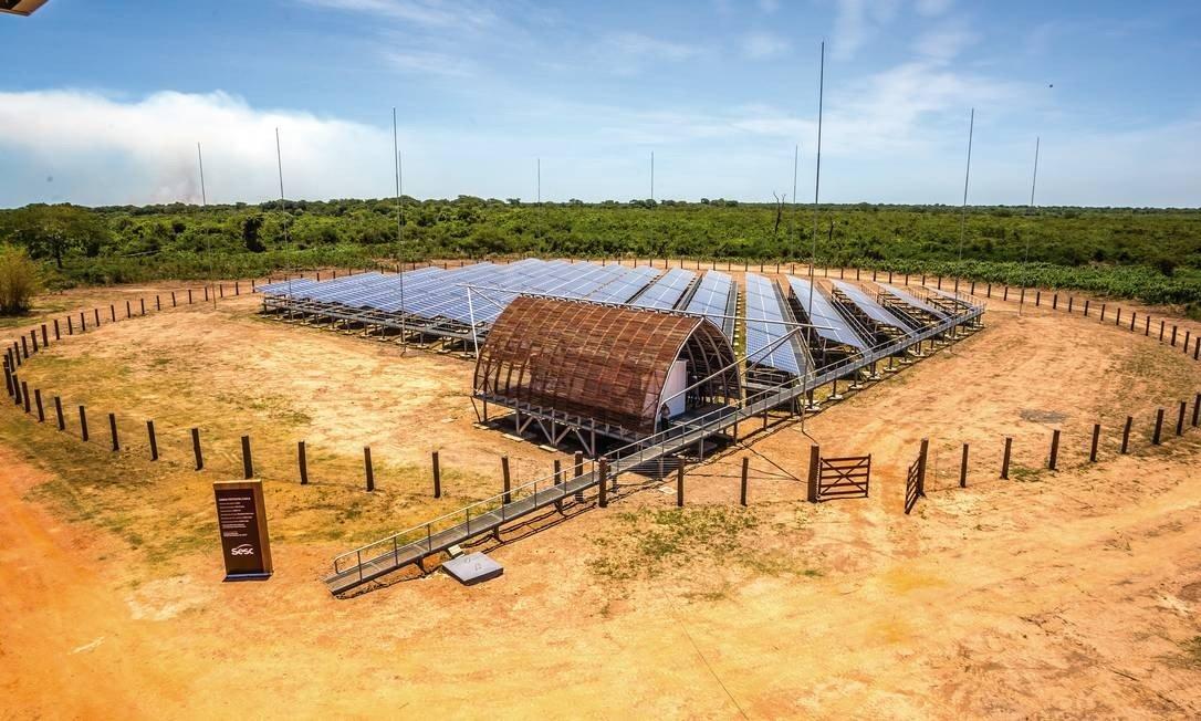 Pantanal, energia elétrica, renováveis