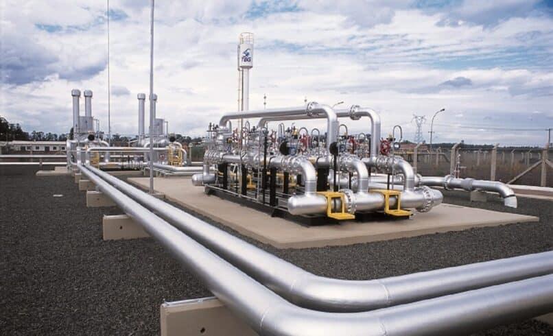 Gasoduto TBG escola manutenção capacitação
