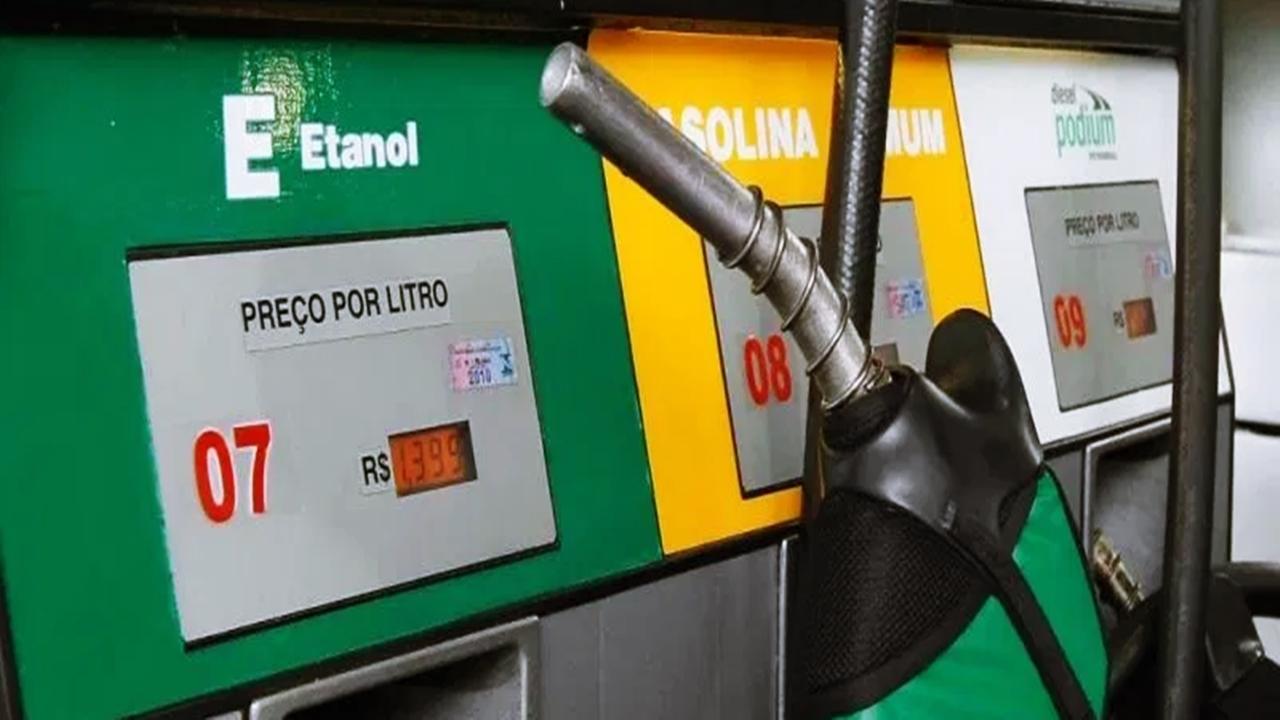 etanol - gasolina - preço -são paulo - minas gerais - combustíveis