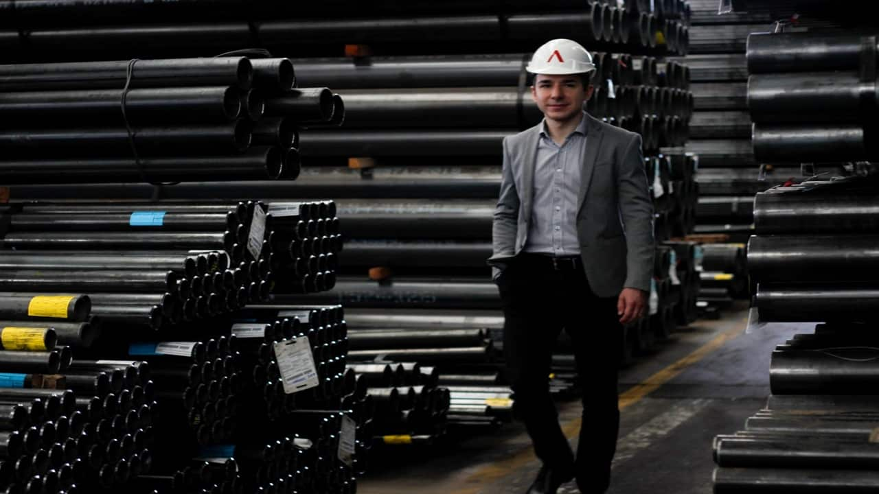 aço - siderúrgica - vagas - indústria - investimento