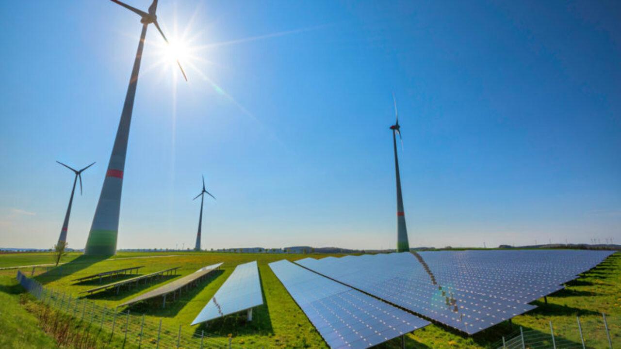 Hidrelétricas - energia solar - eólica e biomassa