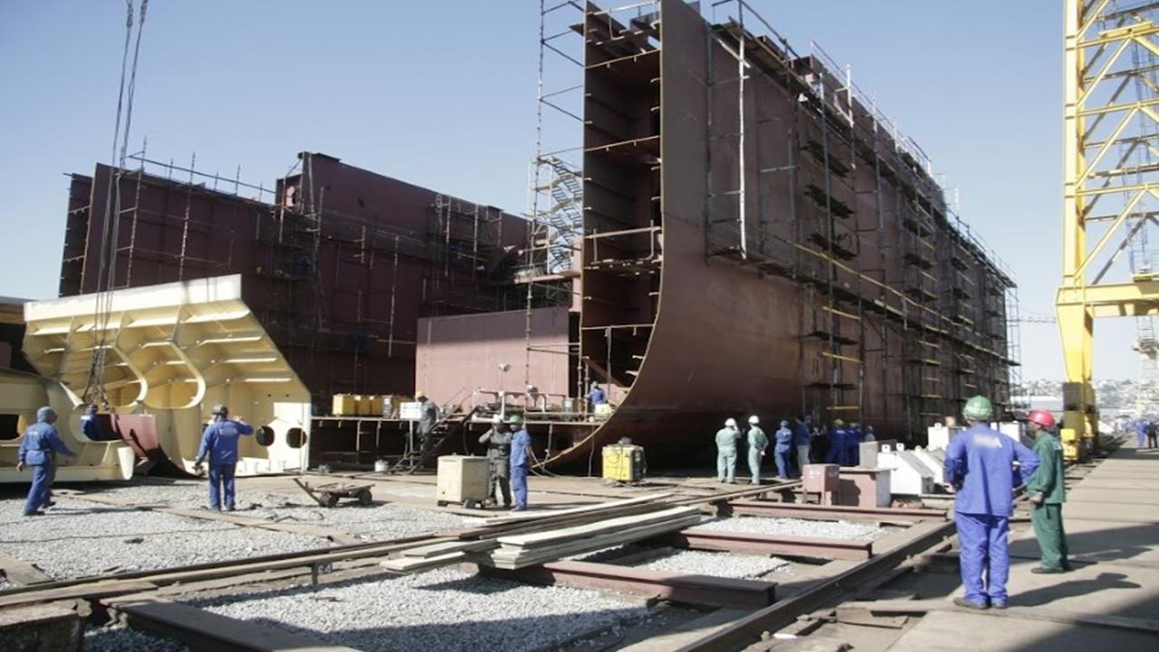 naval - construção - projetos - vagas - empregos - marinha mercante