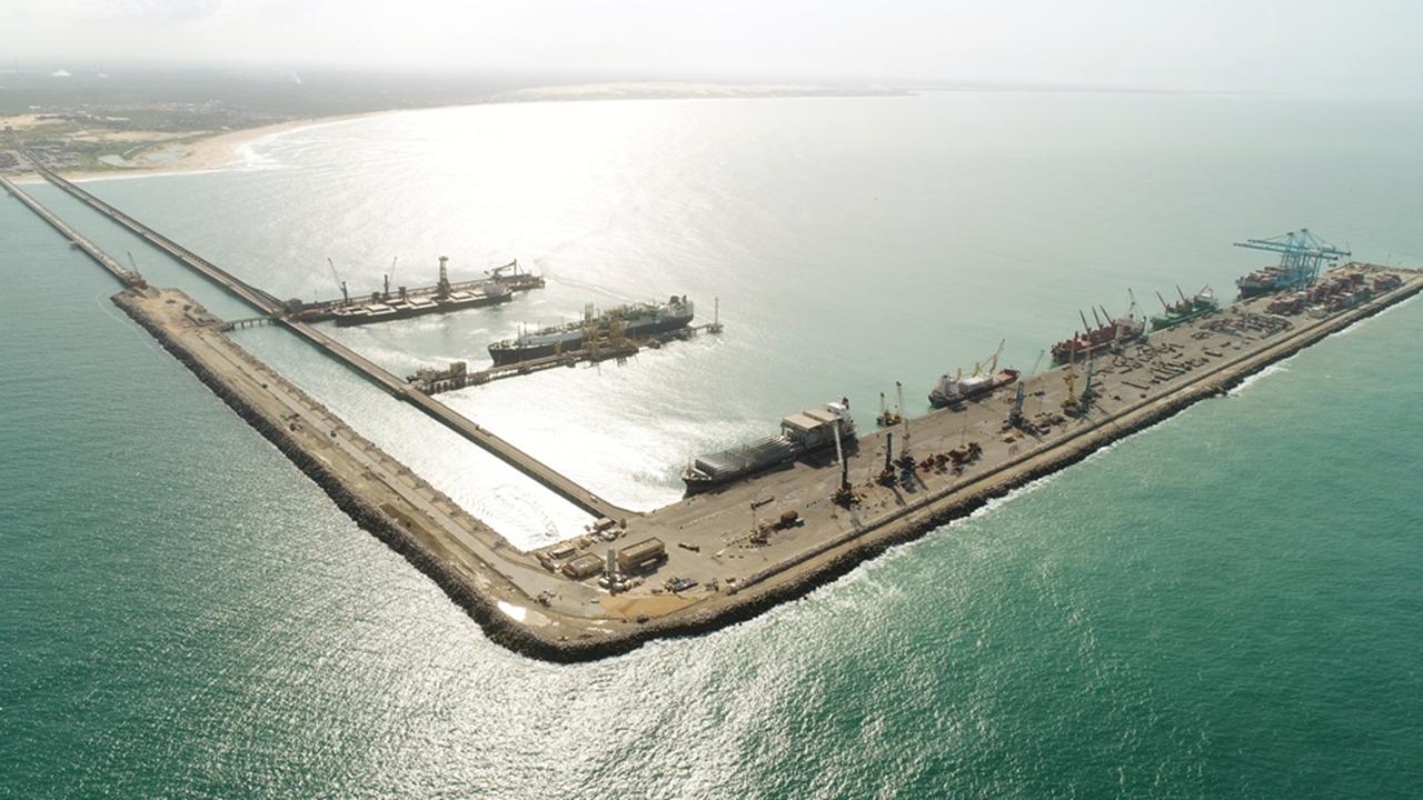 empregos - nordeste - ceará - usina - hidroênio - porto do pecém