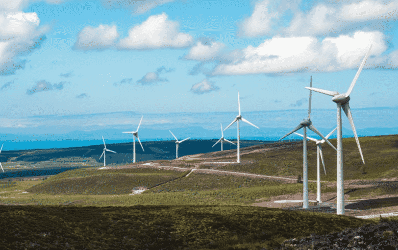 Energia eólica - Bahia - investimento