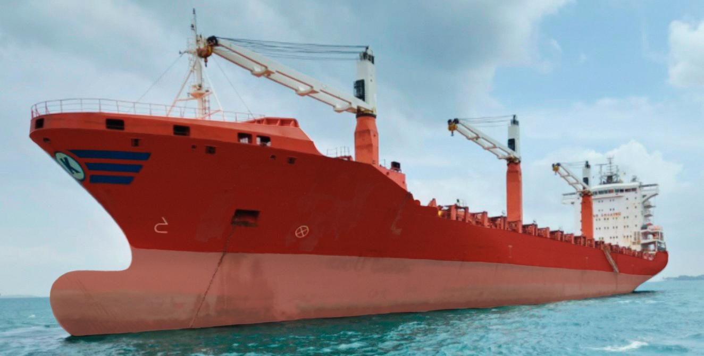 Navio porta-contêiner - Login-In - China