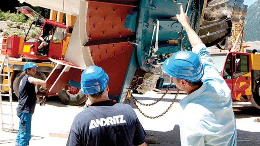 emprego - andritz - vagas - rj - ba - mg - rs - técnicos - engenheiros - sem experiência - ensino médio