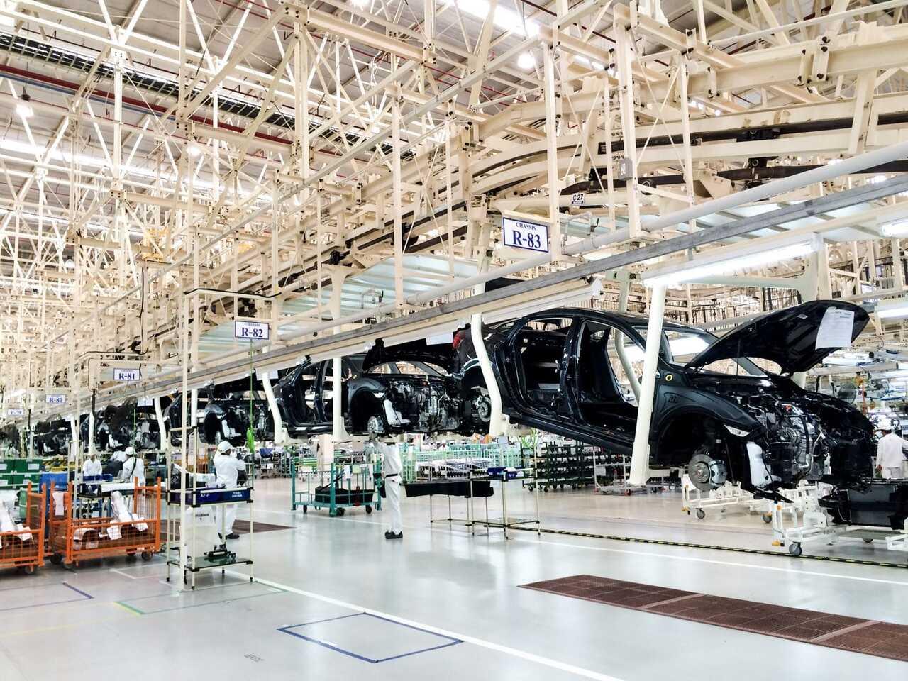 Multinacional - Honda - veículos