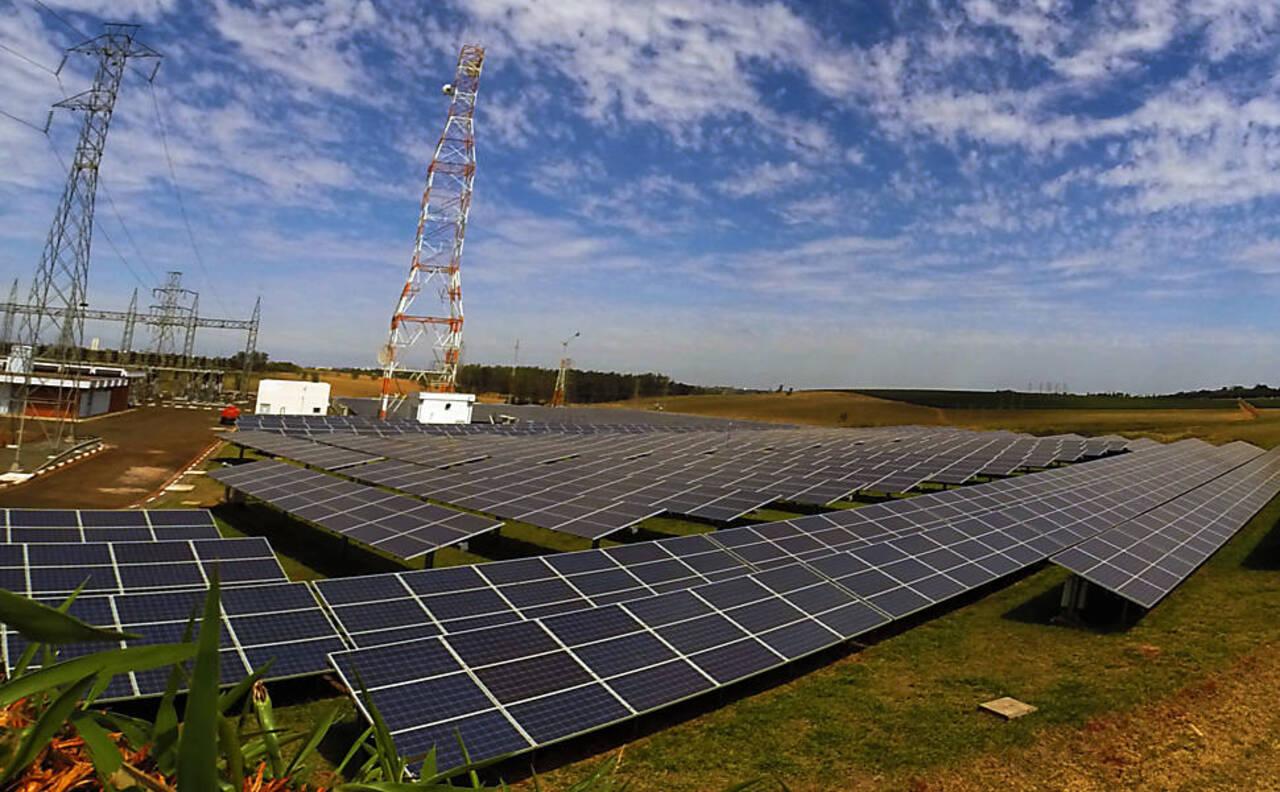 Tocantins - usina - energia solar