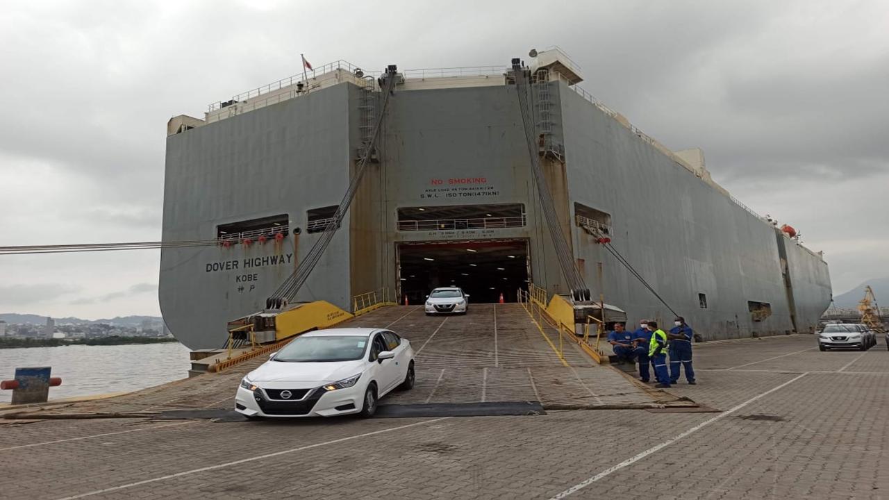 Nissan - emprego - carros importados - rio de janeiro - porto de suape - nordeste - vagas