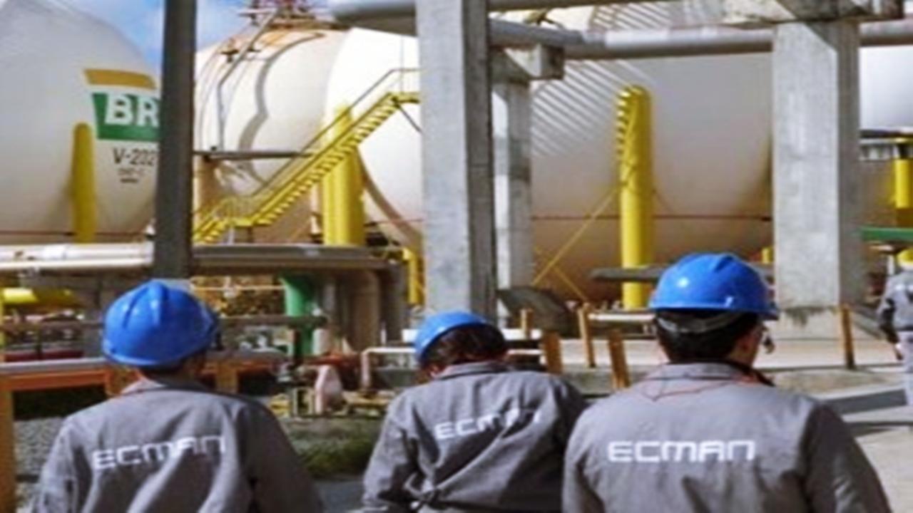 gás - infraestrutura - vagas de emprego - química - siderurgia