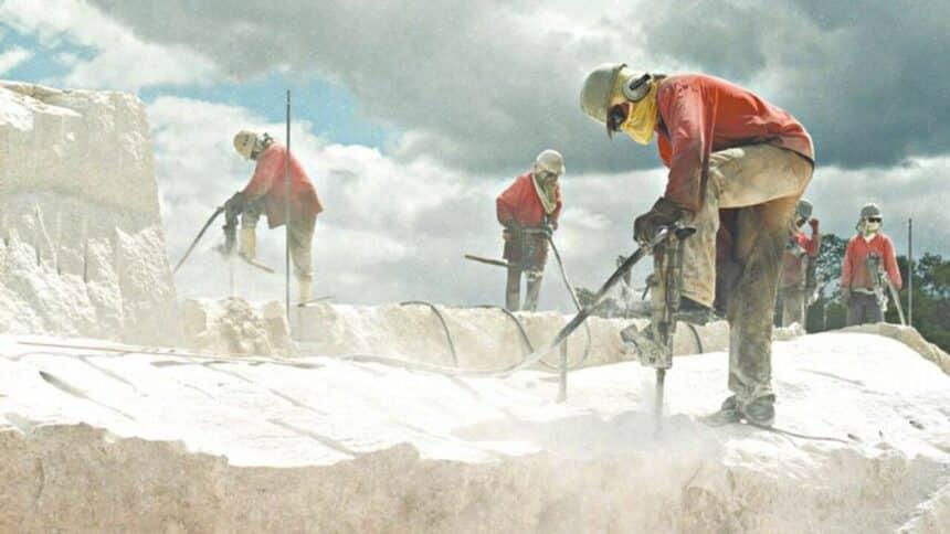Mineração - Governo federal - DOU