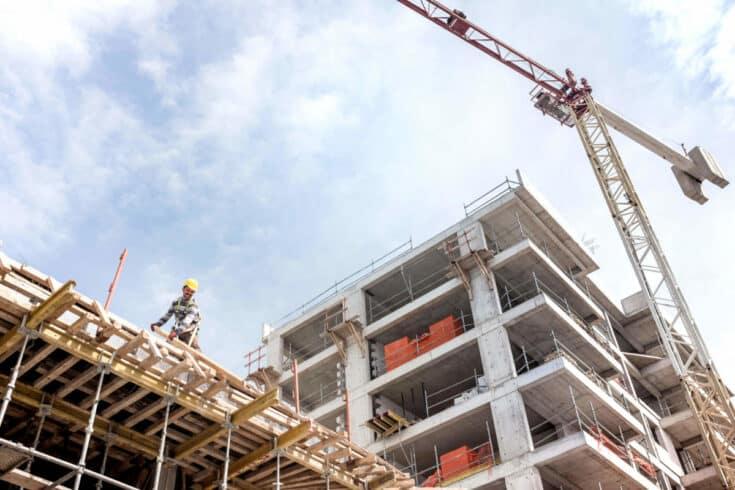 Construção civil, emprego