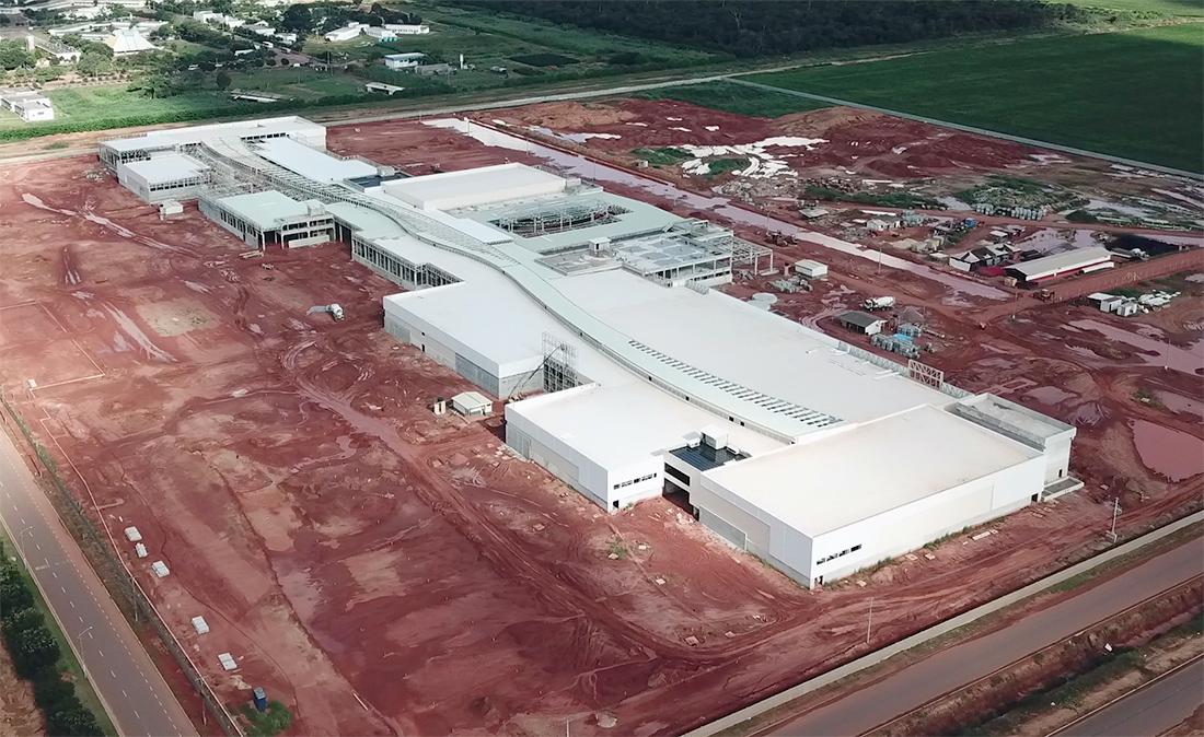 Mato Grosso, empregos