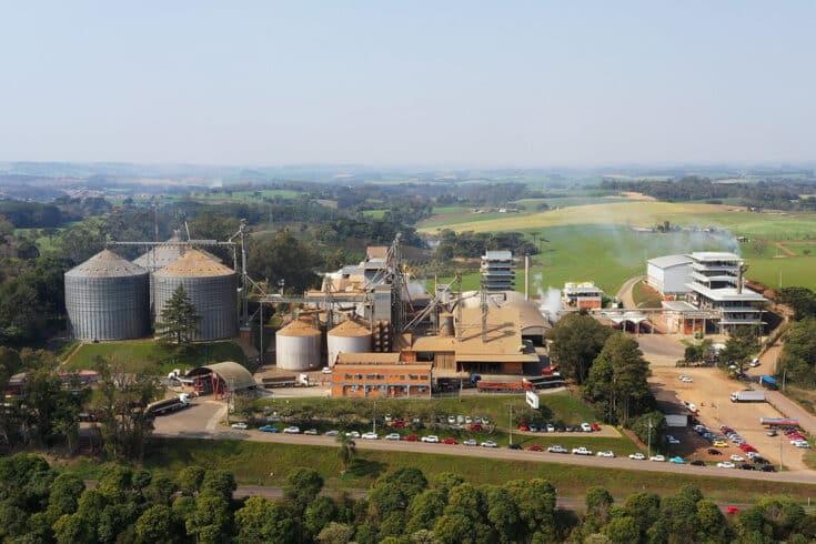 Olfar - biodiesel - usina