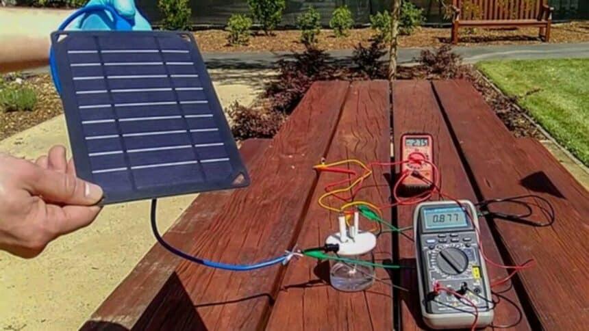 Pesquisadores - revestimento - energia solar