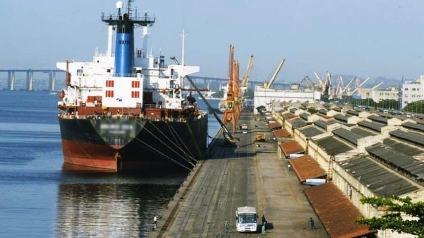 porto do rio de janeiro - vagas - petrobras - manutenção - pré-sal - offshore