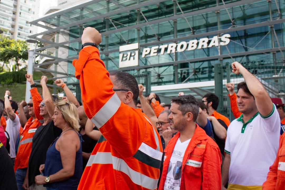 Petroleiros, Minas Gerais, Petrobras