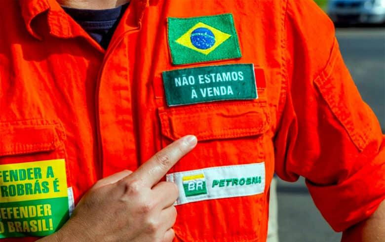 Petroleiros, greve, Bahia