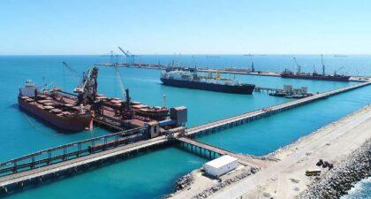 Usina, Ceará, empregos, porto pecém