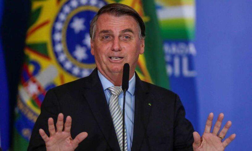 Bolsonaro, gasolina, refinarias