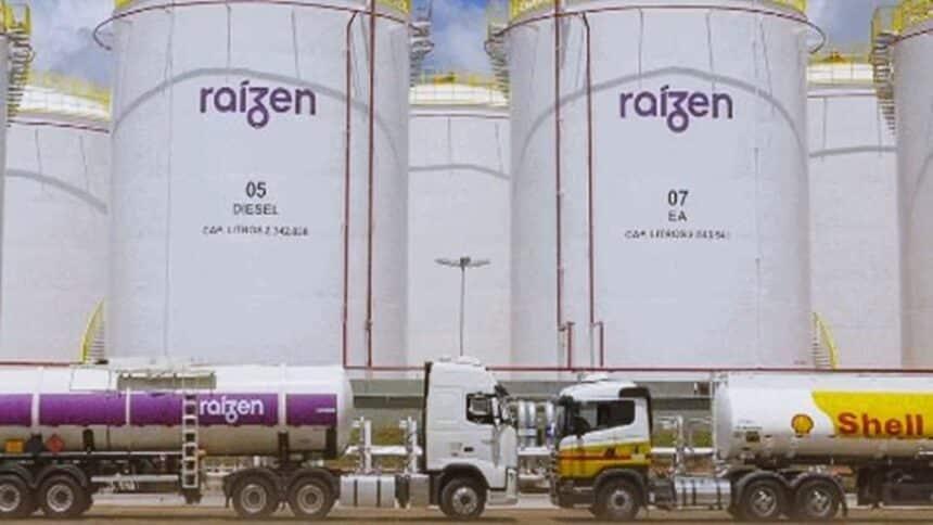 raízen - etanol - usina - vagas - emprego - motoristas - acidentes de trabalho - derrame de combustível