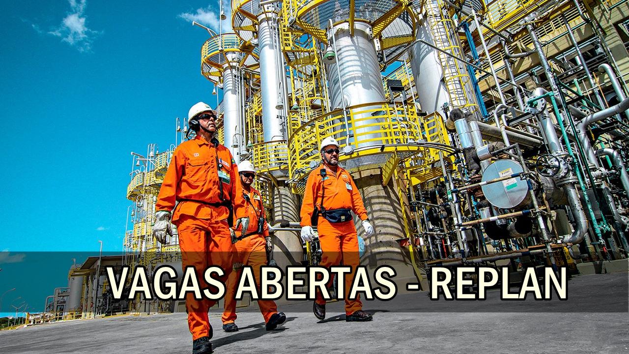 emprego - vagas - petrobras - são paulo - técnico - refinaria