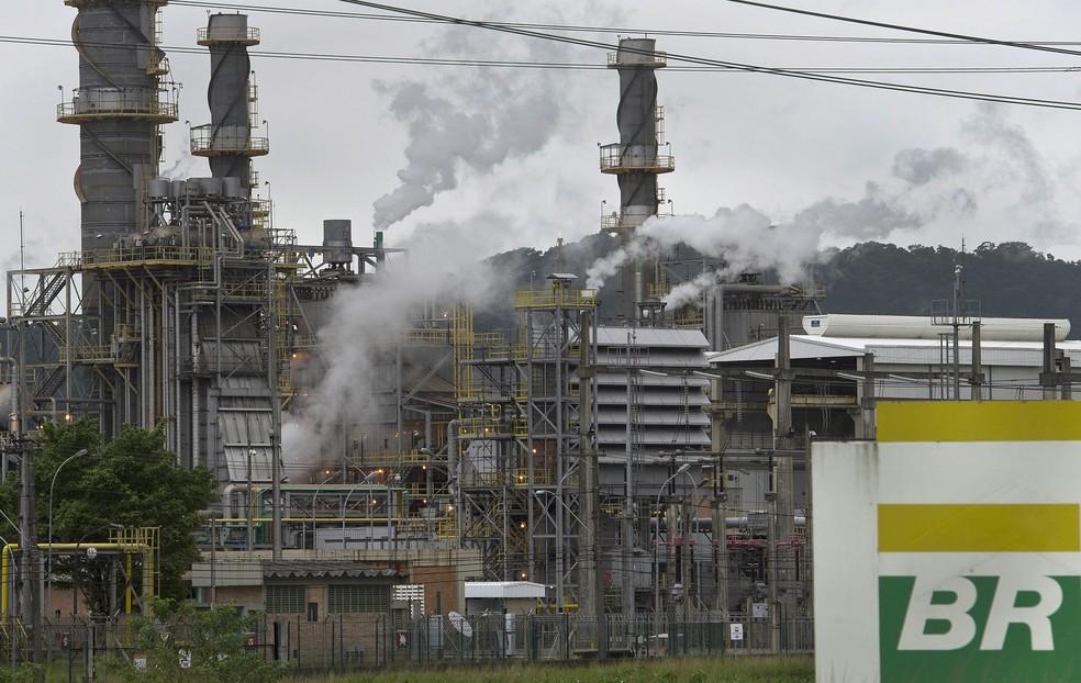 Refinaria, Petrobras, manutenção