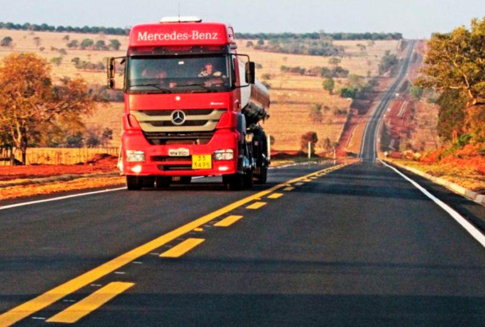 Transporte, logística, Mato Grosso do Sul