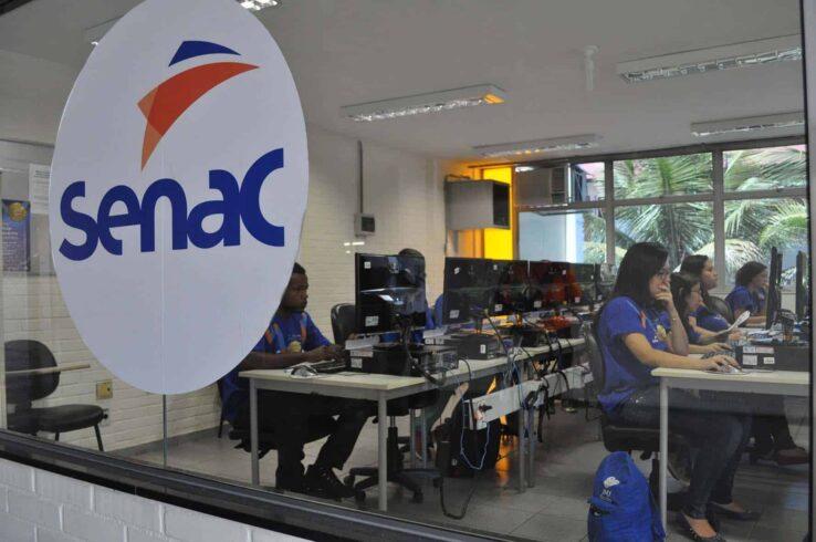 SENAC, cursos online, cursos