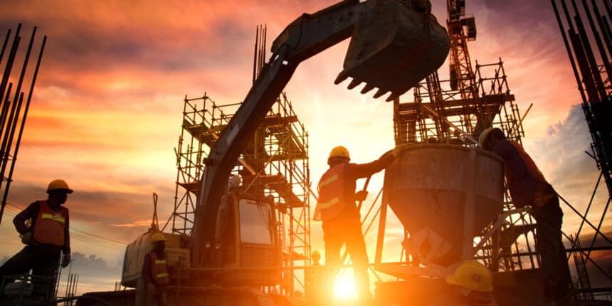 Construtora, vagas de emprego, Minas Gerais