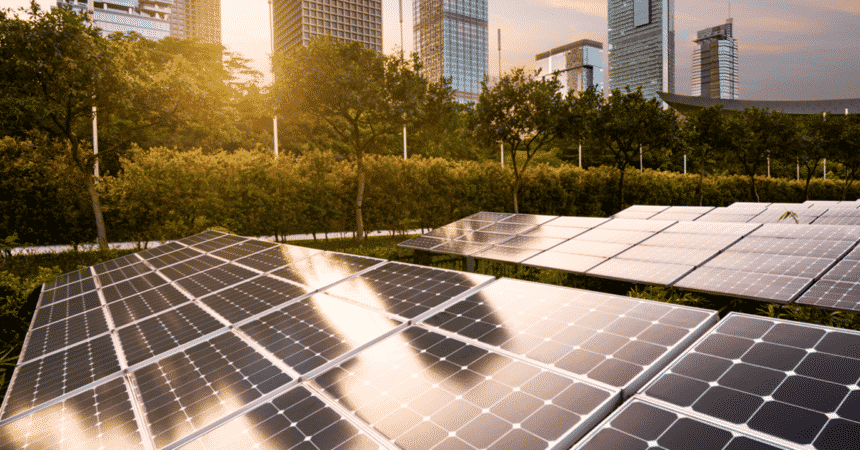 UFSM - energia solar - usina