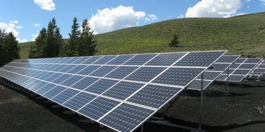 energia solar, fotovoltaica