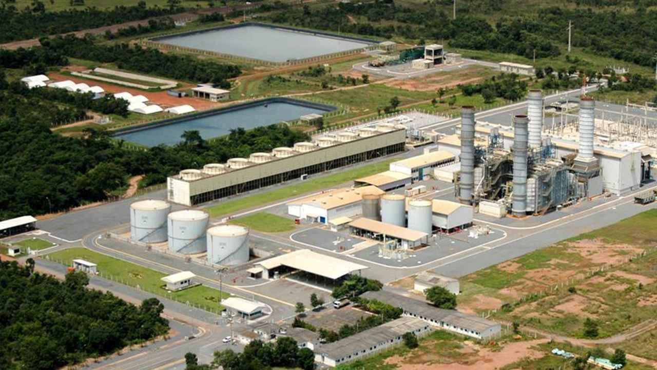 Engie, usina termoelétrica, Rio Grande do Sul