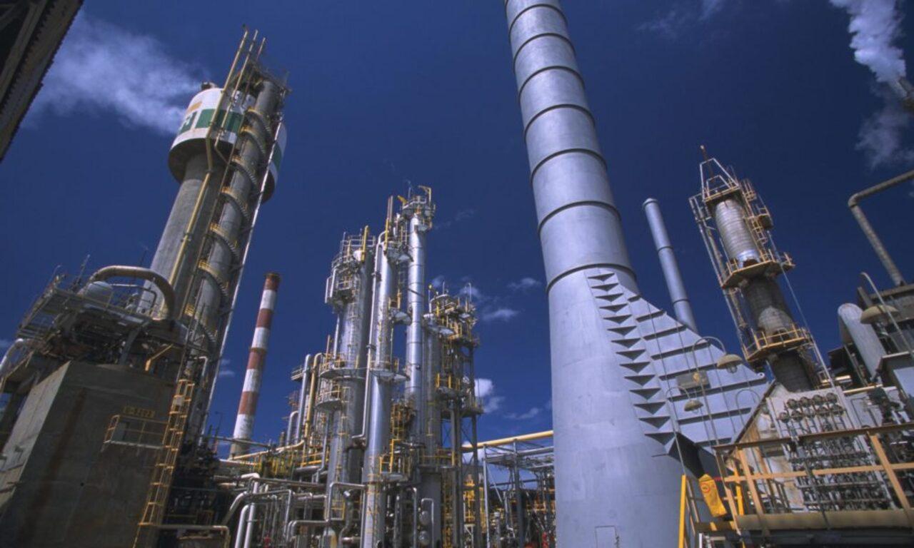 Usina termoelétrica - Petrobras - Bahia