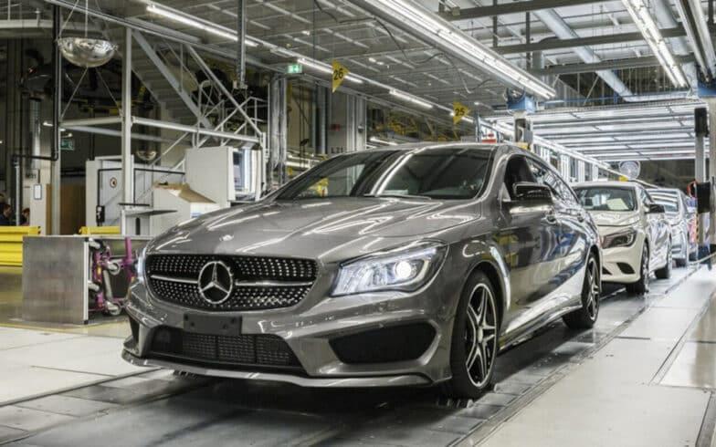 estágio - vagas - Mercedes-Benz