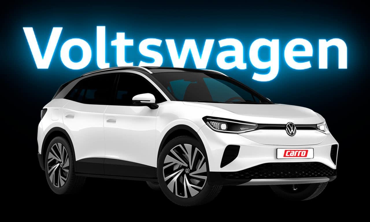 Volkswagen - carros elétricos - Voltswagen