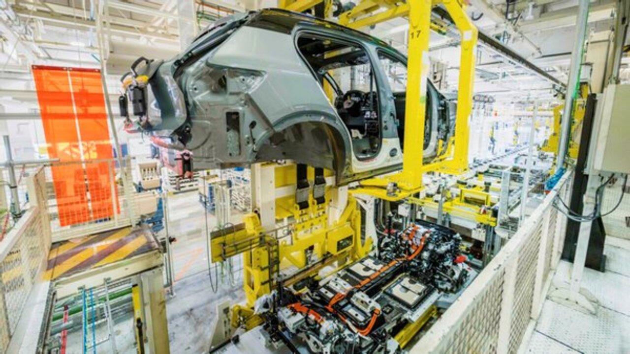 Volvo - motores - gasolina